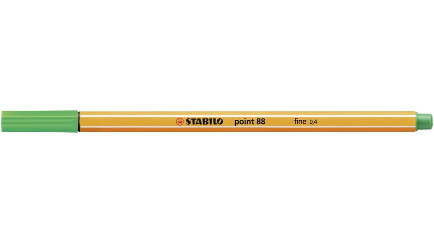 STABILO Fineliner point 88 20er Etui