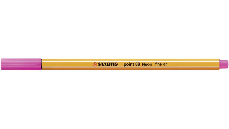 STABILO Fineliner point 88 30er Etui