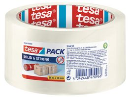tesapack SOLID STRONG transparent