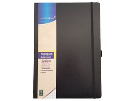 Paperzone Notizbuch A4 kariert