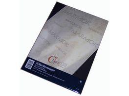 ClassicLINE Marmorpapier A4 90g marmoriert chamois 50 Blatt