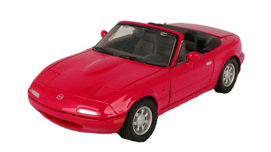 Motor Max Mazda MX 5 1 24 rot