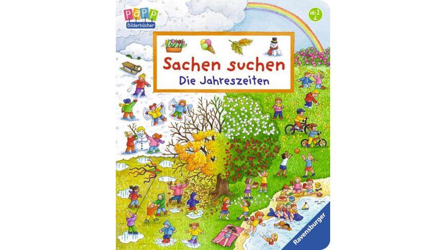 Ravensburger BilderSachen suchen: Die Jahreszeiten