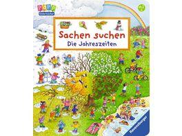 Buch Ravensburger Bilderbuch Sachen suchen Die Jahreszeiten