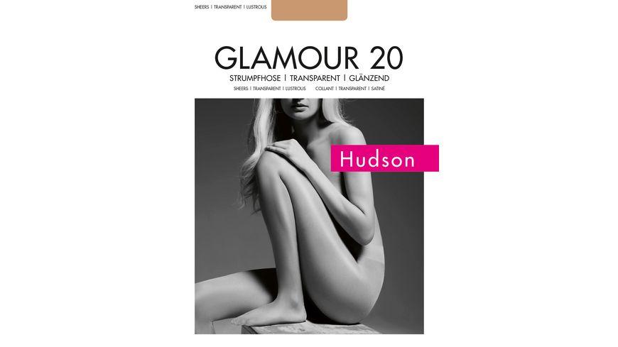 Hudson Feinstrumpfhose Glamour 20