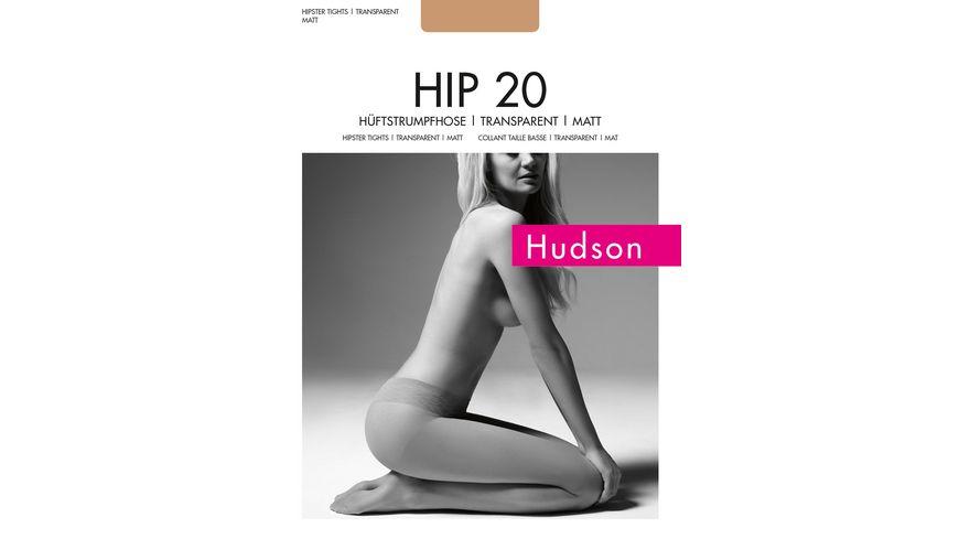 Hudson Damen Feinstrumpfhose Hip 20 DEN