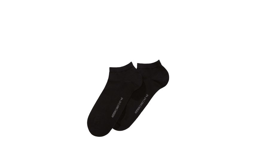 Hudson Herren Sneakersocken Only 2er Pack