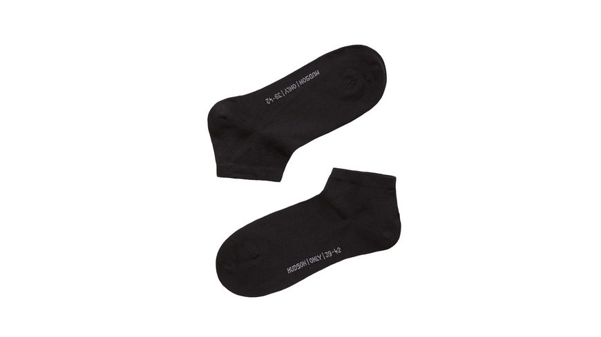 Hudson Damen Sneakersocken Only 2er Pack