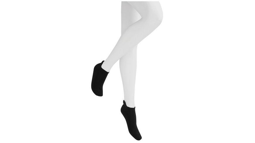 Hudson Damen Sneaker Socken Only Plush 2er Pack
