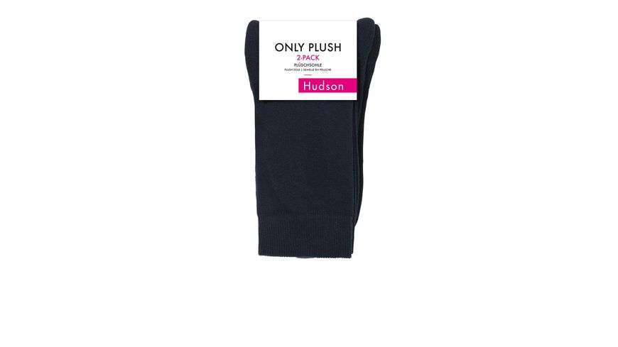 Hudson Damensocken Only Plush 2er Pack