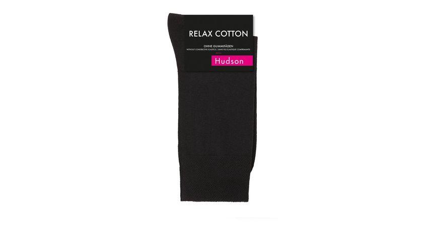 Hudson Herrensocken Relax Cotton