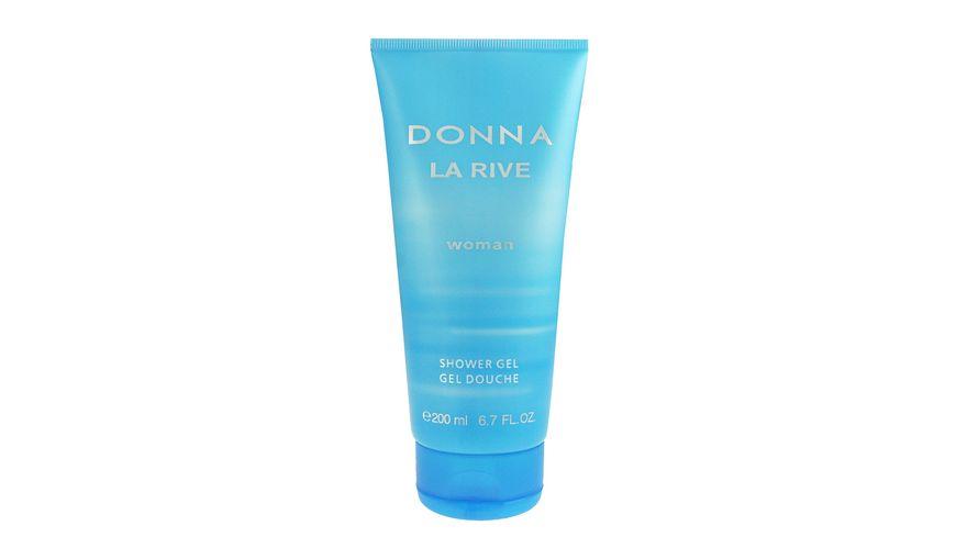 LA RIVE Showergel Donna