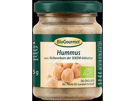 BioGourmet Hummus