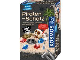KOSMOS Experimentierkaesten Piratenschatz