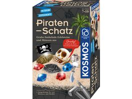 KOSMOS Piraten Schatz