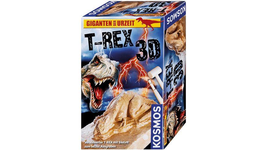 KOSMOS T REX 3D Ausgrabung
