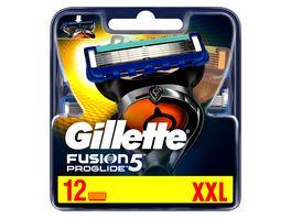 Gillette Systemklingen Fusion ProGlide 12 Stueck