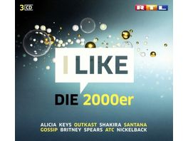 RTL I LIKE die 2000er