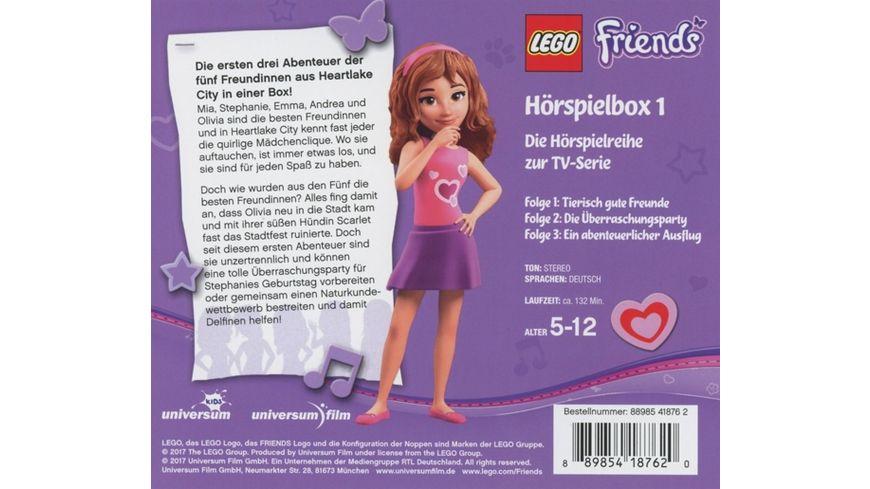 LEGO Friends Hoerspielbox 1