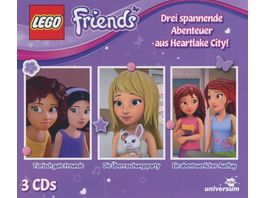 LEGO Friends Hoerspielbox 1