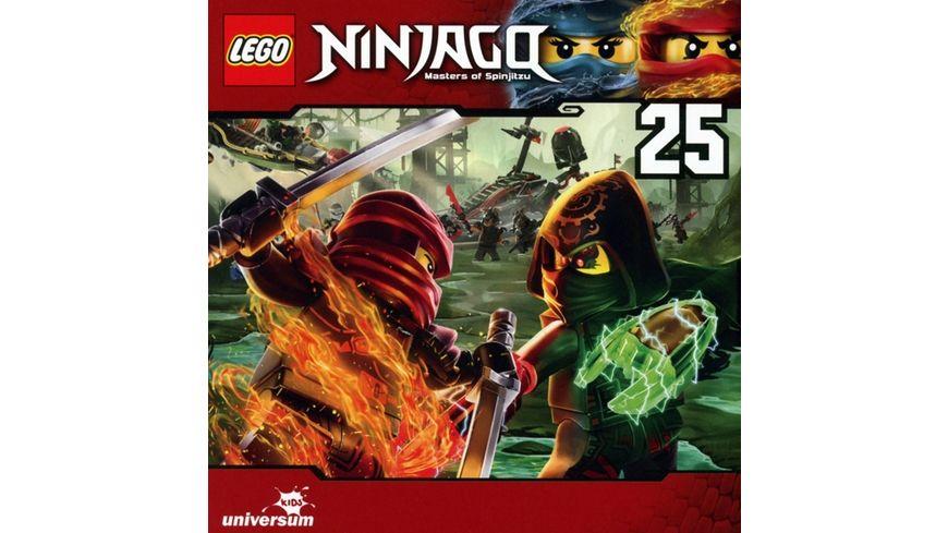 LEGO Ninjago CD 25