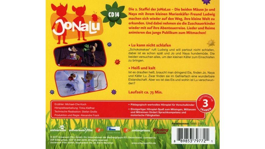 JoNaLu CD 14