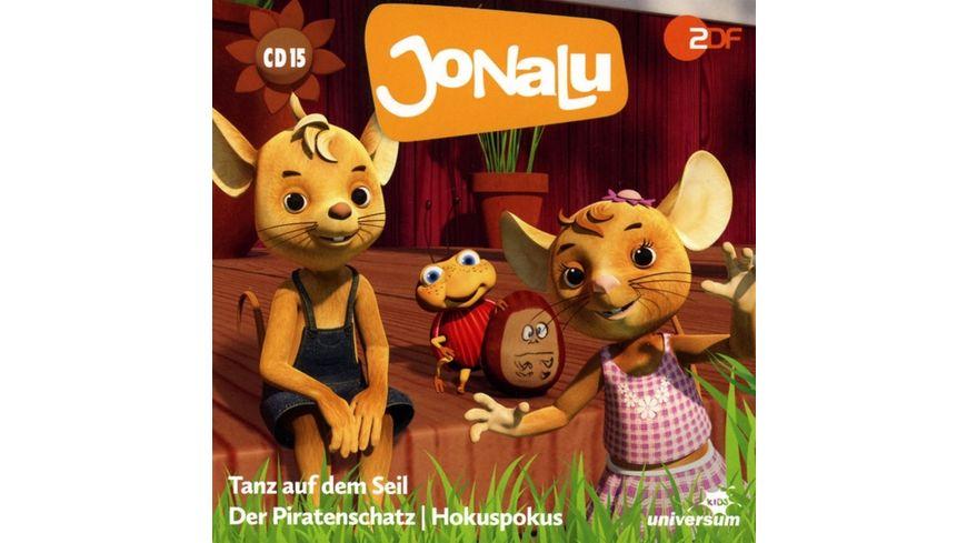 JoNaLu CD 15