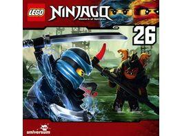 LEGO Ninjago CD 26