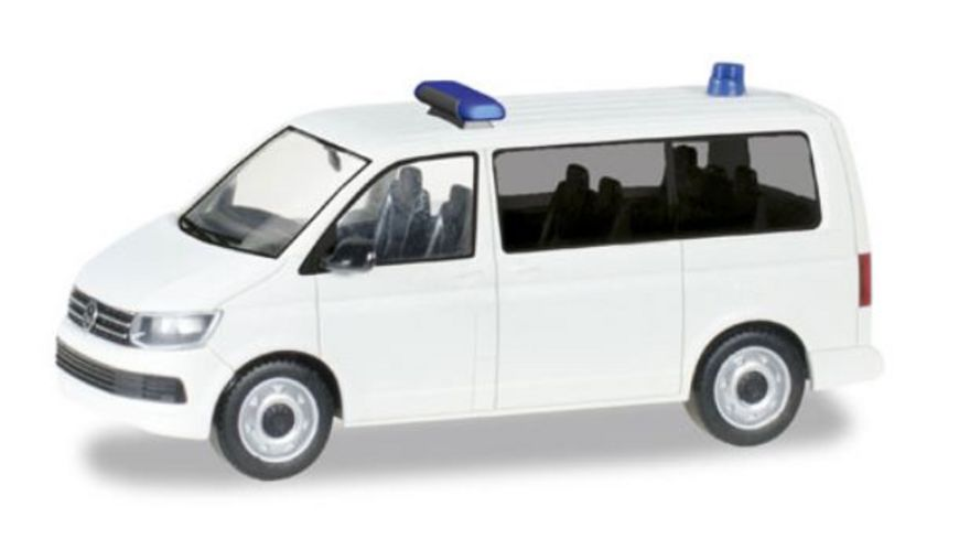 Herpa 012904 MiniKit VW T6 Bus weiss