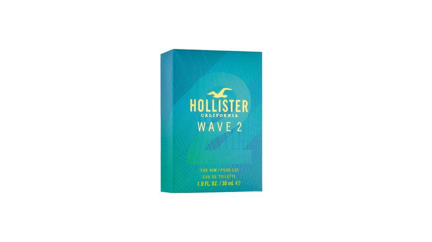 HOLLISTER Wave 2 Him Eau de Toilette
