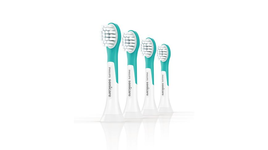 Philips Sonicare For Kids Mini Buerstenkoepfe fuer Schallzahnbuerste