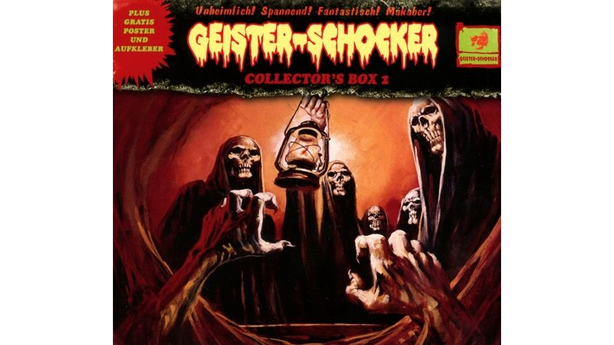 Geister Schocker Collector s Box 2 Folge 4 6