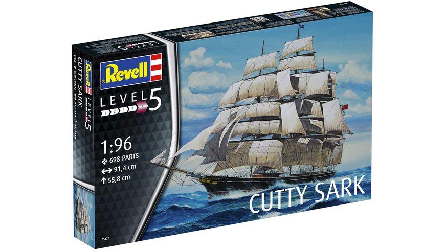Revell 05422 Cutty Sark