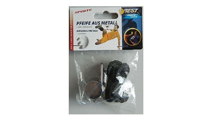 Best Trillerpfeife aus Metall