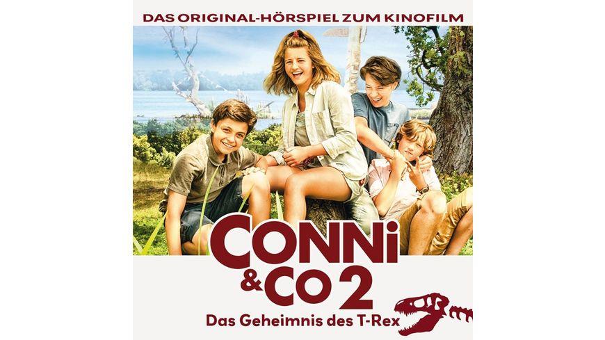 CONNI CO 2 GEHEIMNIS DES T REX FILMHOeRSPIEL