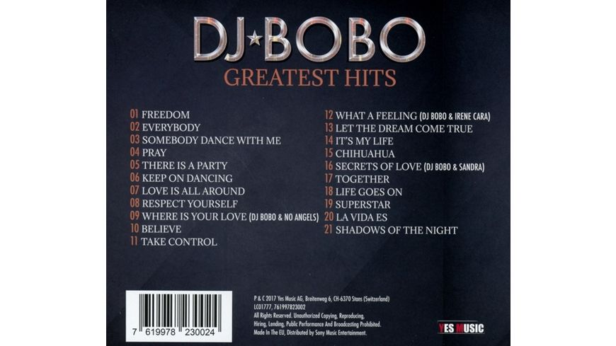 25 Years Greatest Hits