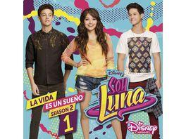 Soy Luna La Vida Es Un Sueno Staffel 2 Vol 1