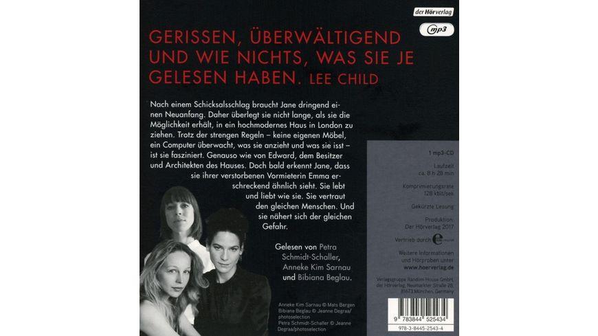 The Girl Before Sie War Wie Du Und Jetzt MP3
