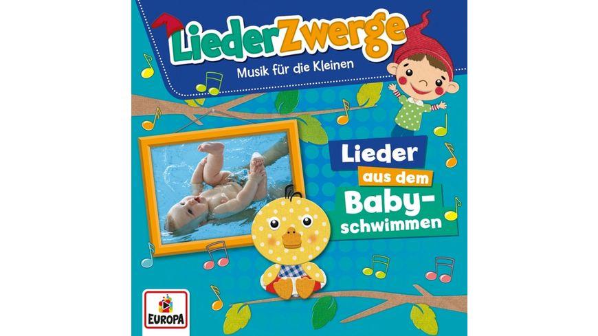 Liederzwerge Lieder aus dem Babyschwimmen