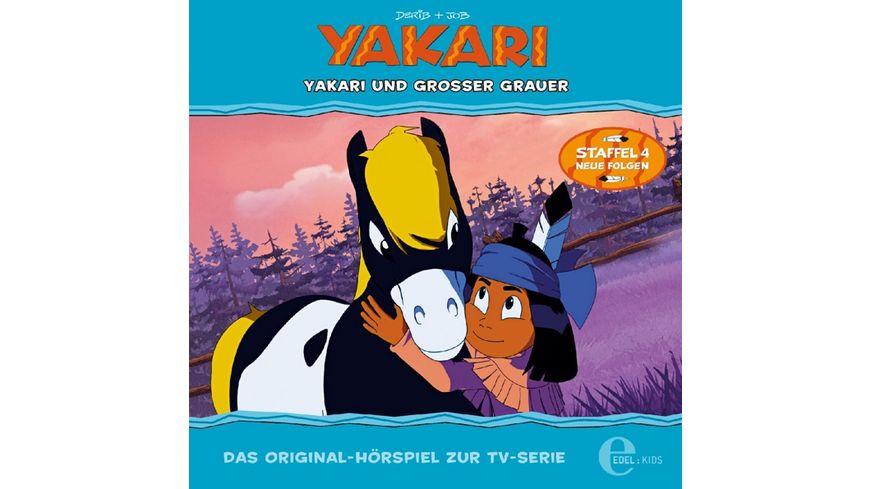 28 HSP z TV Serie Yakari Und Grosser Grauer