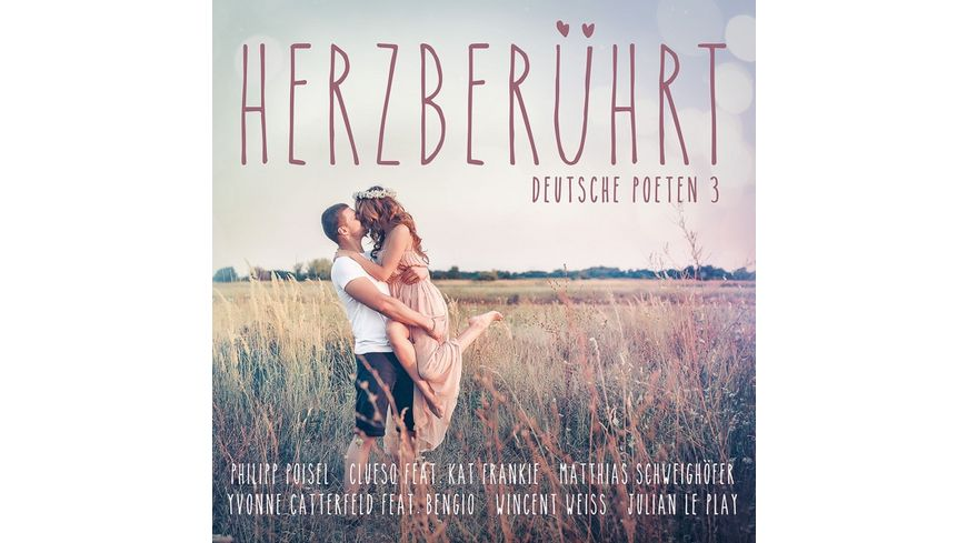 Herzberuehrt Deutsche Poeten 3