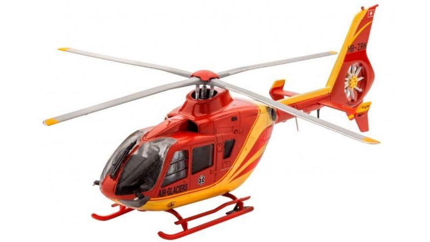 Revell 04986 EC135 AIR GLACIERS