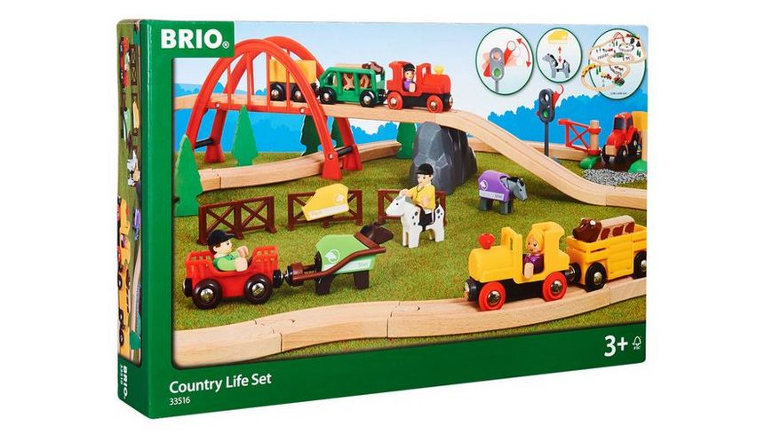 Country Life Set