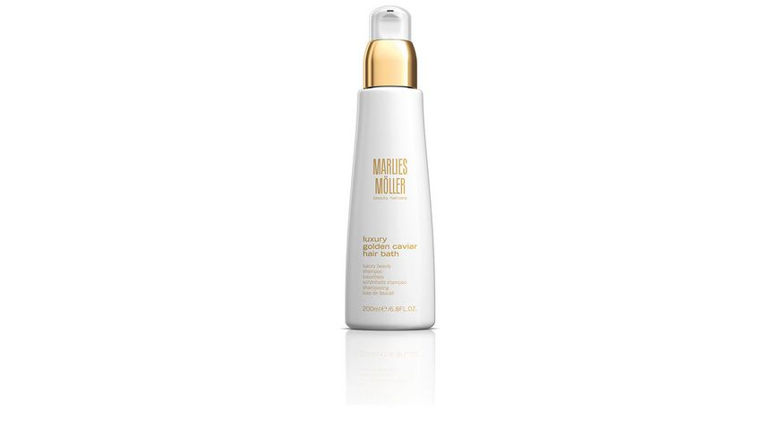 MARLIES MOeLLER Golden Caviar Hair Bath