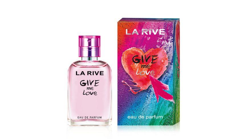 LA RIVE Give Me Love Eau de Parfum