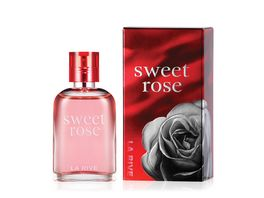 LA RIVE Look of Woman Sweet Rose Eau de Parfum