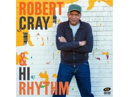 Robert Cray Hi Rhythm