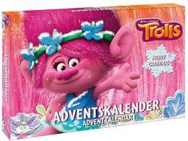CRAZE Adventskalender Trolls