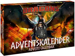 CRAZE Adventskalender Dragons