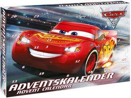 CRAZE Adventskalender Cars
